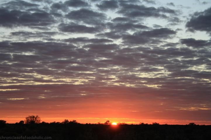Breaking of dawn