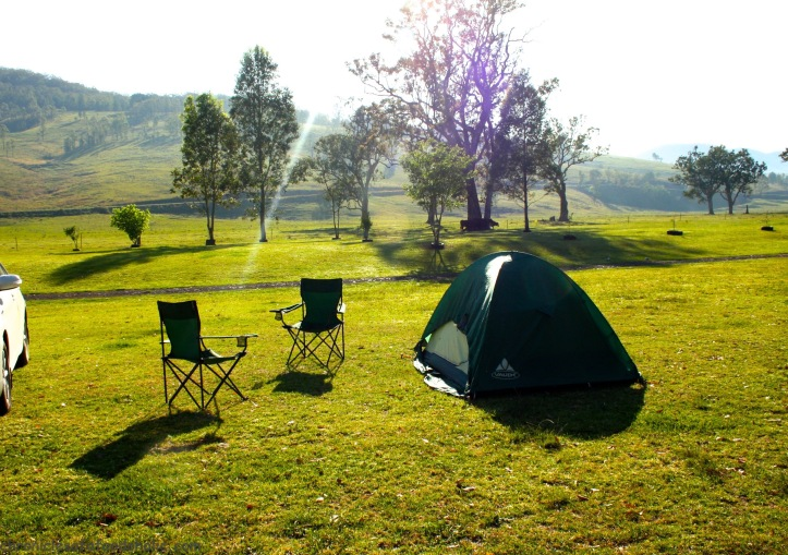 Campgrounds at Camp Cobark